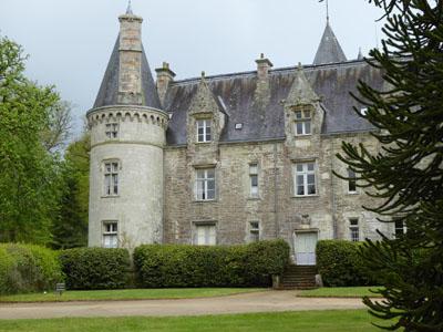 chateau a vendre morbihan
